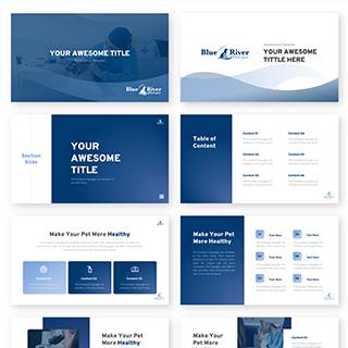 Croporate presentation design